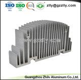 Настраиваемые High-Quality алюминиевый профиль профиль для теплоотвода с вентилятором светодиодный индикатор на улице