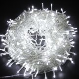 100m luz de alta tensão da corda do Natal da luz da corda de 600 diodos emissores de luz para a decoração