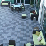 De décoration de construction de matériaux système en pierre augmenté par glissade de carrelage de tapis du panneau DIY non par le fournisseur chinois