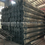 Tubo de acero galvanizado para valla