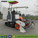 熱い販売! アジアの市場のためのWishope 4lz-4.0zの米のコンバイン収穫機