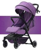 De draagbare LichtgewichtWandelwagen van de Baby Pockit met En1888: 2012 Goedkeuring