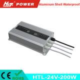 12V 16A impermeabilizzano l'alimentazione elettrica del LED con le Htl-Serie di RoHS del Ce