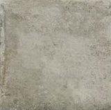 Del cemento del diseño del suelo azulejo esmaltado rústico de la porcelana del resbalón no para el suelo