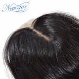 新しい卸し売り安い絹の基礎閉鎖インドボディ波の毛