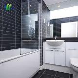 목욕탕을%s 강화 유리 샤워 문