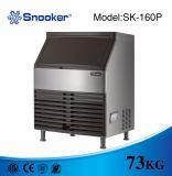 55kg/24h 상업적인 사용 Sk 120p 얼음 만드는 기계, 제빙기, 제빙기