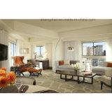 4つの星のホテルのための居間が付いている現代寝室セットは使用した(ST0080)