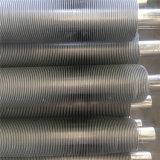 良質のISO9001証明書が付いている海洋の食糧化学薬品の発電所等のためのアルミニウムひれ付き管の熱交換器