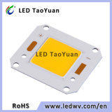chip chiaro della PANNOCCHIA LED di Highbay 6000K 40*46/24*24 del proiettore 50W