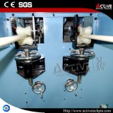 Spiraalvormige Pijp die van de Buis van pvc van hoge Prestaties de Spiraalvormige Elektrische Makend Machine vormen zich