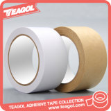 Forma de rollo Industrial impermeable adhesivo recubierto con cinta de papel Kraft