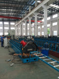 Rodillo de Walkborad del andamio del edificio del acero inoxidable que forma la fábrica de máquina