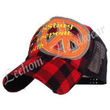 Nuevo sombrero del panel de la era 5 del acoplamiento del Snapback (LTR14013)