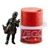 400g de pâte de tomate pour le Ghana-4.570g kg Gino la pâte de tomate en conserve