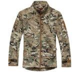 Militärischer im Freien wasserdichter Winter-taktischer Umhüllungen-Mantel der Esdy Männer