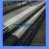 Сплетенная стеклянным волокном ровничная ткань стеклоткани для шлюпки и трубы FRP