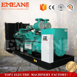 gruppo elettrogeno diesel potente industriale di potere 800kw senza baldacchino