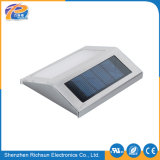 luz solar ao ar livre de alumínio da parede do diodo emissor de luz de 12V E27 para o pátio