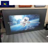 XY экраны с высоким коэффициентом усиления с тонкой рамкой и неприятия окружающего освещения экран проектора SPHK-Black Crystal HG