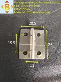 中国の工場生産の小さい鋼鉄ヒンジ
