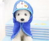 Симпатичное полотенце ванны любимчика поставкы любимчика для малых собак