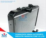 Radiador de aluminio con bronce para Hyundai H100'min Bus'93 Grace'93 OEM 25300-43800
