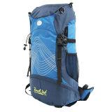 Спорт облегченного Mountaineering напольный Hiking Backpack перемещения ся