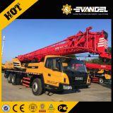 Sany 25 톤 유압 Telescop 붐 이동할 수 있는 트럭 기중기 Stc250