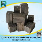 Segmento di pietra degli strumenti/diamante di taglio a blocchi per granito e la macchina