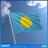 Polyester 100% kennzeichnet Land-Nation-Markierungsfahnen