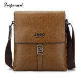 Новый Специальный поло сумки через плечо портфель Сумка почтальона мужчин из натуральной кожи