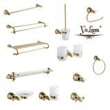 Material latón color oro accesorios de baño Cuarto de baño para todo el precio de venta (88)