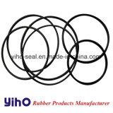 Силиконовый резиновый уплотнитель и температуры с кольцевыми уплотнениями на уплотнительное кольцо и уплотнительное кольцо черного цвета