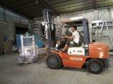 溶ける鉄または鋼鉄のための3t鋳物場の機械鋳造の注ぐひしゃく