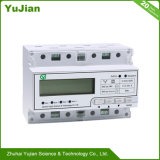 Norma DIN Rail remotos para instalação do medidor de energia Multifuncional Classe 2