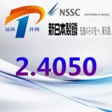 2.4050 nikkel-basis de Pijp van de Plaat van de Staaf van de Legering in Uitstekende Kwaliteit en Prijs