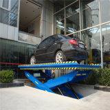 Tipo tesoura hidráulica portátil elevadores de carros usados para venda