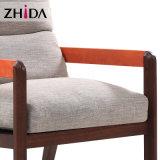 新しいデザイン革およびファブリックアーム椅子Mc1501