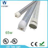 V La forme de lumière LED intégrée 4FT/5FT/6FT/8FT 30W 40W 48W 60W 72W TUBE LED UL Listé avec garantie de 5 ans