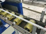 Tubo flessibile di acquazzone molle del PVC che fa macchina
