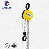 Chain Block Construction DeviceのDe 1 Ton Type