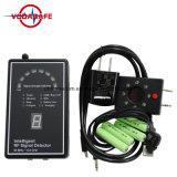 Detector de señal RF profesional versátil con dos fases de ajuste de sensibilidad