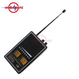 Detector van de Camera van de Zender 1.2g/2.4G/5.8g van rf de Draadloze met de Stille Opsporing van de Oortelefoon