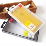 Caja de embalaje de plástico personalizada para teléfono móvil Shell