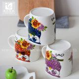 De promotion d'usine tasses de café 380ml en céramique directement