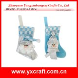 Paquet de Noël de la décoration de Noël (ZY13L279-1-2 17CM)