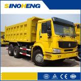 Autocarro con cassone ribaltabile della Cina HOWO 6X4