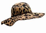 Горячий продавая неповоротливый чувствуемый шлем 100%Wool для женщин & девушки (YGF058)