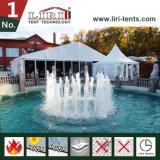 Wasserdichtes Glaswand-Qualitäts-Zelt für Hochzeitsfest